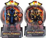 Mortal Kombat Scorpion Figure