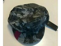 Hurly womens caps brand new with tags