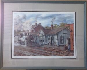 Publishers Proof - Folkins Art - Framed and Limited Editions Kawartha Lakes Peterborough Area image 7