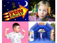 Legendary Children's Entertainers ~ Soft Play Hire ~ Preston, Manchester, Chorley, Blackpool