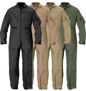 Nomex Flight Suit Militaria Ebay