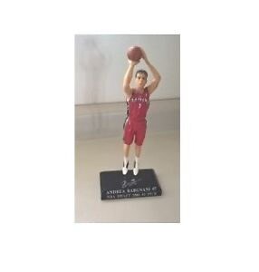 Toronto Raptors Andrea Bargnani # 7 - Limited Edition Figurine