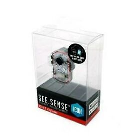 NEW See sense icon rear light