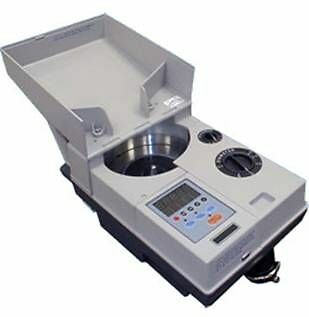 coin counter ; batching coin counter ; coin sorter