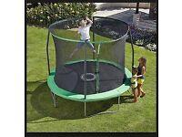 ASDA George RRP £90 Dismantled 10ft Sportspower Trampoline Poles Net Garden Kids Summer Child Play