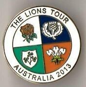 British Lions Badge