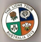 British Lions Badge