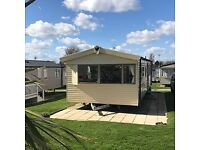 Haven Hopton Caravan Holiday for Easter and Half Term Breaks near Great Yarmouth from £450pw