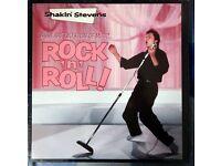 SHAKIN STEVENS VINYL Collection of LP's
