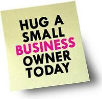 SUPPORT YOUR LOCAL SMALL BUSINESS OWNER