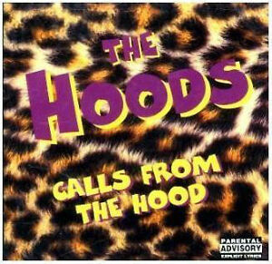"THE HOODS ""CALLS FROM THE HOOD"" BRAND NEW FACTORY WRAPPED CD"