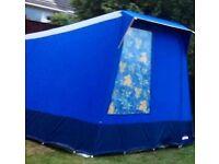 2-4 man tent