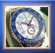Rolex Yachtmaster II