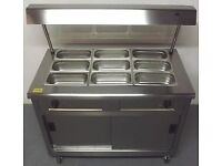 EASY PAYMENTS Used Lincat Electric Bain Marie Hot Cupboard, FREE DELIVERY