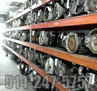 TRANSMISSIONS CAMIONS 96 a 2011 DODGE-FORD & GM & PLUS