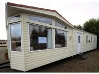 Immaculate Condition - 2001 T Shaped Willerby Aspen Static Caravan