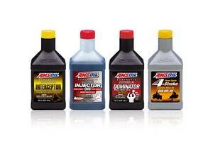 AMSOIL Synthetic Snowmobile Oils and Lubricants