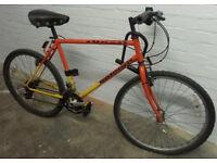 "Raleigh Yukon Mountain Bike 19"" VGC"