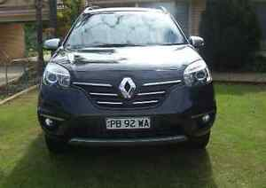 2014 Renault Koleos Wagon **12 MONTH WARRANTY** West Perth Perth City Area Preview