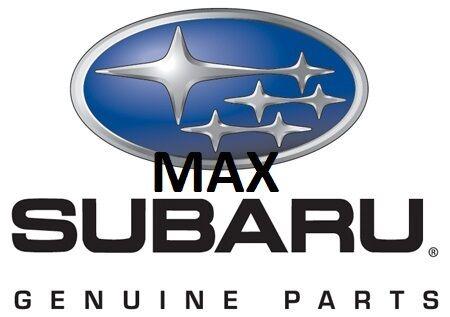 MAX SUBARU