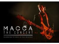 Macca The Concert: Celebrating the Music of Paul McCartney