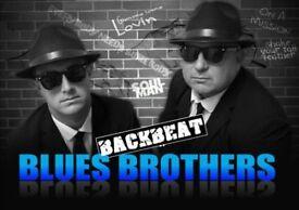 BACKBEAT BLUES BROTHERS @ GROSVENOR CASINO SHEFFIELD