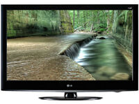 lg 42ld500 lcd tv. good condition. fully working order