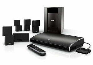 BOSE Lifestyle® V25 Home Entertainment System / Dual cube