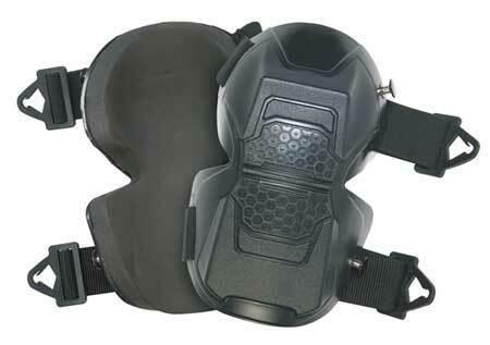 Clc 339 Knee Pads,Flat,Foam,Universal