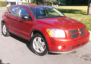 2008 DODGE CALIBER 2.4 AUTOMATIQUE