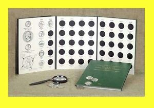 50 State Quarters Album with Territories Coin Holder! Binder, Folder.