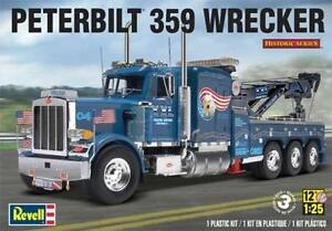 Revell Peterbilt 359 Wrecker plastic model kit LAST ONE