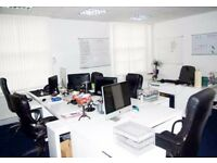 Office space to let in The Crescent, King Street