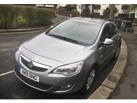 VAUXHAL ASTRA (2011) FOR SALE! Exclusiv Hatchback 5 dr; 1.6i 16V. VVT (115ps) Still in good shape.