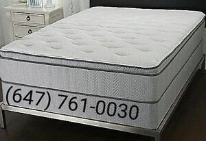 Brand New Mattress Sale King, Queen, Double, Single from $90*
