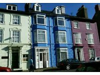 6 Bedroom student accommodation Aberystwyth town