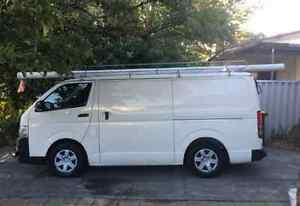 2012 Toyota Hiace Van/Minivan **12 MONTH WARRANTY** West Perth Perth City Area Preview