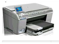 HP PHOTOSMART C6300 All-In-One Printer Scanner Copier
