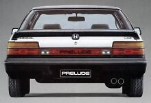 Wanted honda prelude mitsubishi cordia turbo starion celica rx7 Sydney City Inner Sydney Preview