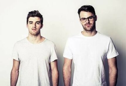 The Chainsmokers Ticket