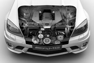 Mercedes benz c230 c280 cl500 cl600 clk320 clk430 service for Mercedes benz clk 430 repair manual