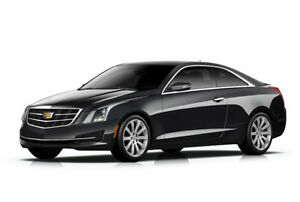 2015 Cadillac ATS Coupe Coupe - 2.0T AWD (26 months remaining)