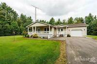 Homes for Sale in Casselman, Ontario $234,900