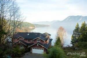 Homes for Sale in Shores, Sechelt, British Columbia $2,950,000
