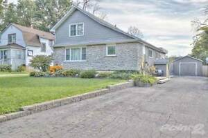 Homes for Sale in Garrison Road, Fort Erie, Ontario $314,900