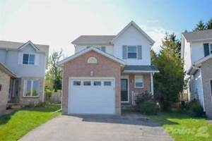 Homes for Sale in Beechwood Forest, Kitchener, Ontario $429,900