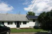 Homes for Sale in Madoc Village, Madoc, Ontario $107,900