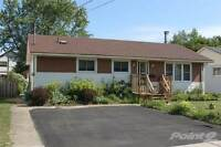 Homes for Sale in Central, Fort Erie, Ontario $164,900