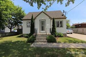 Homes for Sale in Downtown, Welland, Ontario $299,200