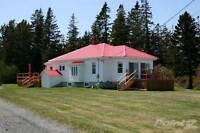 Homes for Sale in Castalia, Grand Manan, New Brunswick $165,900